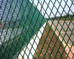 隔离栏浸塑粉