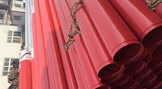 Anti corrosion pipeline powder