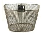 Dip steel basket