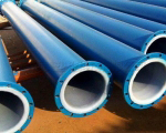 Anticorrosion pipeline